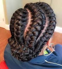 goddess braid hairstyles for black women 25 hottest braided hairstyles for black women head turning