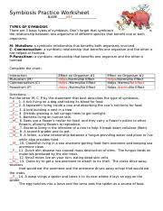 ecology review worksheet 1 name date period ecology review