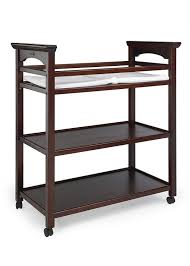 Graco Changing Table Espresso Graco Dressing Table Walnut Changing Tables