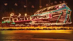 christmas lights in niagara falls ontario festival of lights image digital journal