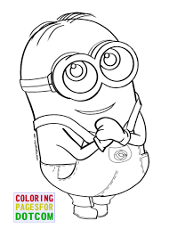 dexterity minions coloring pages resume format download pdf kids