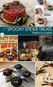 easy halloween spider recipes for kids cas the o u0027jays and recipe