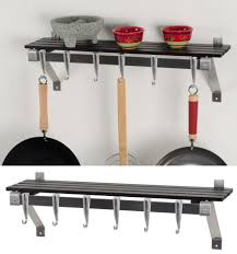 kitchen pot racks with lights articles with cast iron pot racks kitchen tag iron pot rack