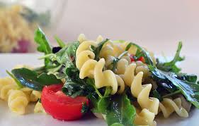 easy vegan pasta salad vegetarian snob