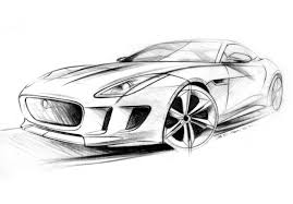 car ferrari drawing cars pencil drawing how to draw a car ferrari pencil drawing time