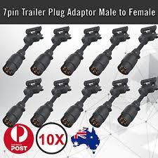 7 pin trailer plug trailer parts ebay
