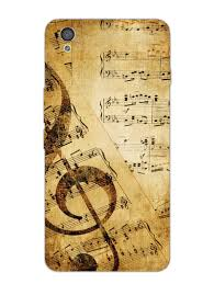Case Cover Sheet by Music Buy Online Designer Mobile Phone Case Cover For Oneplus X