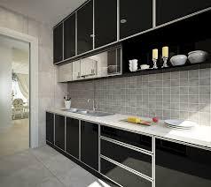 modern wet kitchen design fabrics sewing