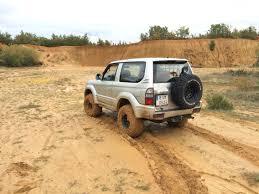lexus rx off road tires toyota land cruiser 90 series off road 4x4 pinterest toyota