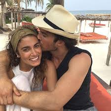 nikki reed and ian somerhalder on pregnancy and birth