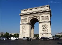 hd photographs of arc de triomphe in paris france page 1