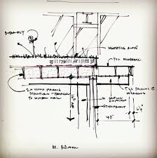 architectural sketches life of an architect