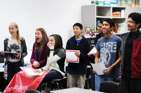 teens create winning assistive technology app to help peers with