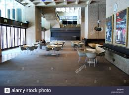 Foyer by Barbican Centre London Foyer Stock Photo Royalty Free Image