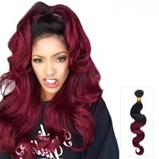 ombre extensions ombre hair extensions wavy with two tone
