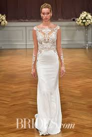 alon livné white wedding dresses fall 2017 bridal fashion week