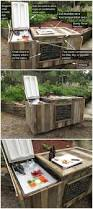 Patio Ice Bucket With Stand by 25 Unique Old Fridge Cooler Ideas On Pinterest Diy Cooler