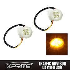 strobe lights for car headlights 180w 2 bulbs amber headlight led flash strobe lights car replacement