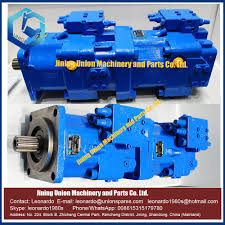 main hydraulic pump for ex120 1 hitachi excavator main hydraulic