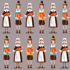 why did the pilgrims celebrate the first thanksgiving gunter wilhelm history of thanksgiving