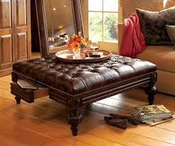 Cheap Ottoman Bench Coffee Table Amazing Upholstered Ottoman Coffee Table Leather