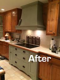 Pine Kitchen Furniture Painting Kitchen Cabinets Remodeling Existing Kitchens And
