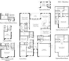 hamilton iii floor plan nocatee