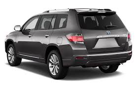 2013 toyota highlander limited accessories 2013 toyota highlander reviews and rating motor trend