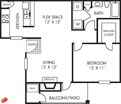1 bedroom floor plans augusta at cityview floor plans see our spacious apartment layouts