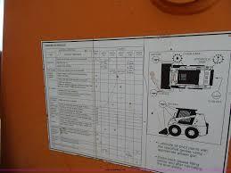 1999 daewoo 1760xl skid steer item k5701 sold september