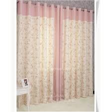 custom design curtains floral and plaid cotton living room custom design curtains
