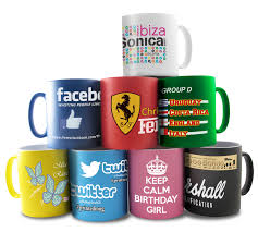 Buy Coffee Mugs Promotional Mug Printing Service In Delhi Mug Printing Services