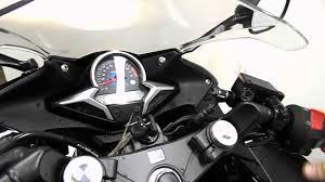 black honda motorcycle 2013 honda cbr250r black used motorcycle for sale eden prairie