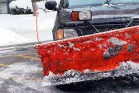 man taking stolen snowplow on drunk joyride crashes into parked