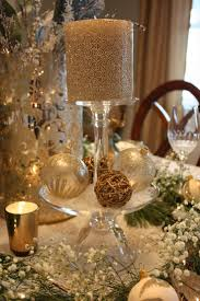 home design trendy gold christmas table decorations settings