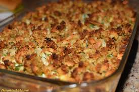thanksgiving turkey and stuffing recipe chicken and stuffing casserole the cookin