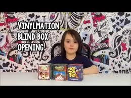 Carol Blind Vinylmation Blind Box Opening 2015 Disney World Eachez Gravity