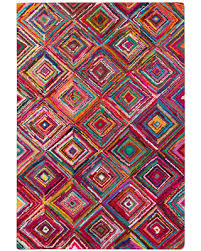 Boho Area Rugs Check Out These Holiday Deals On Boho Pink Chevron Rug 5 U00276