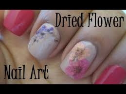 dried flower nail art tutorial and review born pretty store
