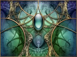 free fractal desktop wallpaper wallpapersafari