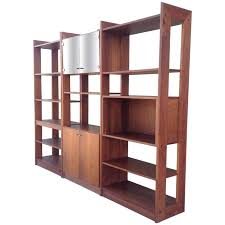 Modern Bookcase Furniture 242 Best Mid Century Images On Pinterest Wall Units Danish