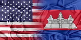 Cambodia Flag Us Visa Restrictions For Those Undermining Cambodian Democracy