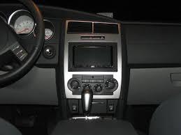 dodge charger dash kit dodge charger 2006 2007 magnum 2005 2007 factory navigation