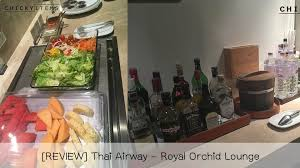 cuisine lounge review royal orchid lounge สนามบ นส วรรณภ ม chickyitems