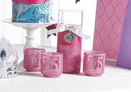 quinceanera centerpiece diy quinceanera centerpiece project plaid online