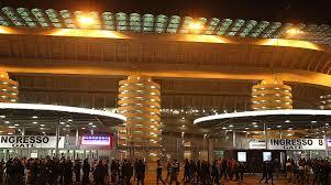 stadio san siro ingresso 8 il progetto sindaco sala inter e milan insieme nel nuovo san