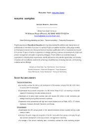 free resume writing sles free resume sle free resume exles by industry resumegenius