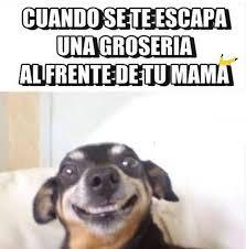 Memes Mama - el titulo se fue con su mamá meme subido por escorpio27 memedroid