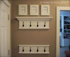how to make a wall shelf with hooks shelves bedrooms and kitchens
