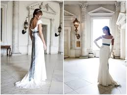 hepburn style wedding dress beverly lister 2012 wedding dress collection